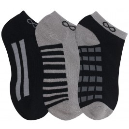 Cherokee 1-3pr pack of No Show Socks #DASH