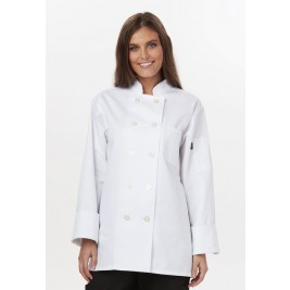 Dickies Chef Women's Classic Chef Coat #DC414