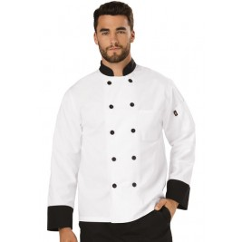 Dickies Chef Unisex Classic 10 Button Chef Coat #DC46