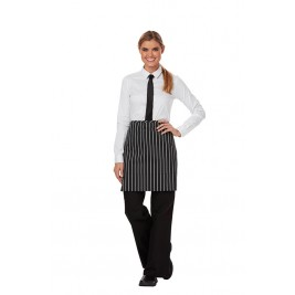 Dickies Chef Half Bistro Waist Apron with 2 Pockets #DC57