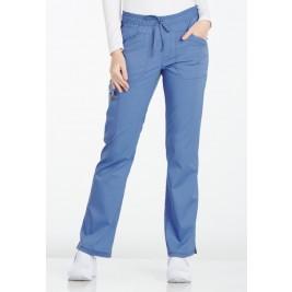 Dickies Mid Rise Straight Leg Drawstring Pant #DK106