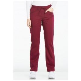 Dickies Mid Rise Straight Leg Drawstring Pant #DK106T