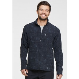 Dickies Men's Zip Front Warm-up Jacket #DK307