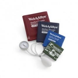 Welch Allyn DuraShock DS44 Integrated Aneroid Sphygmomanometer #DS44-MC