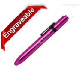 LED Aluminum Penlight  - Sassy Pink  #201-2052-017