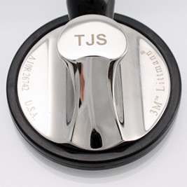 Engrave My Littmann Master Cardiology Stethoscope - That I already have