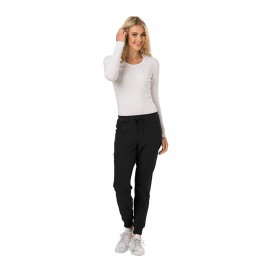 """HeartSoul """"The Jogger"""" Low Rise Tapered Leg Pant #HS030"""