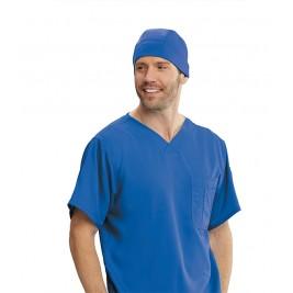 Grey's Anatomy Unisex Fitted  Heart Scrub Cap  w/Plush Elastic Back GRA830