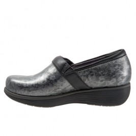 Grey's Anatomy Meredith Softwalk Nursing Shoe - #G1400-037-Grey Marble  (Call or e-mail for special pricing.)