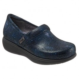 Grey's Anatomy Meredith Softwalk Nursing Shoe #G1400-452 Blue-Multi (Call or e-mail for special pricing)