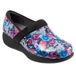 Softwalk Meredith Sport Nursing Shoe  #S1990-907 Spring Bloom