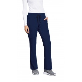 "Barco Motion ""Claire"" Straight Leg 5 Pocket Cargo Scrub Pants #MOP001"