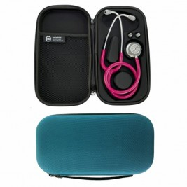 Pod Technical Classicpod, Hard Stethoscope Case - Teal