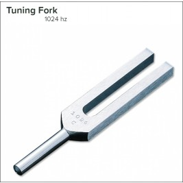 Tuning Fork without Weights - 1024 Frequency