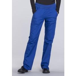 Cherokee Workwear Mid Rise Straight Leg Pull-on Cargo Pant #WW210