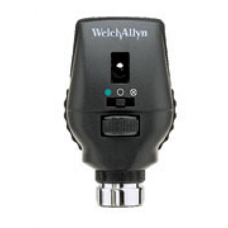 Welch Allyn 3.5v AutoStep Coaxial Ophthalmoscope Head #11730  Ophthalmoscope