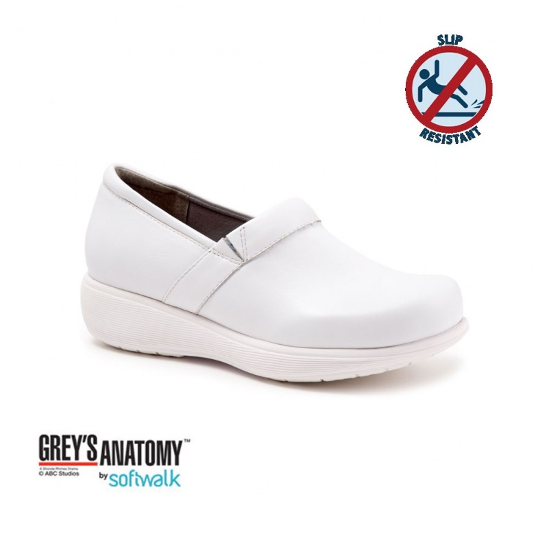 Grey S Anatomy White Nursing Shoes