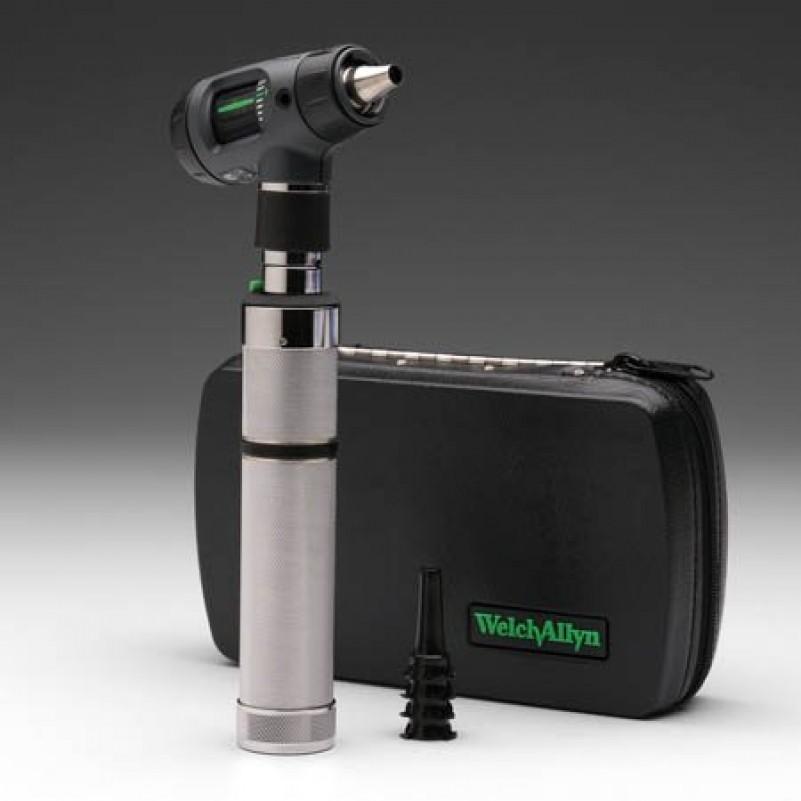 25270-M Welch Allyn 3 5V Macroview Otoscope - ni-cad handle