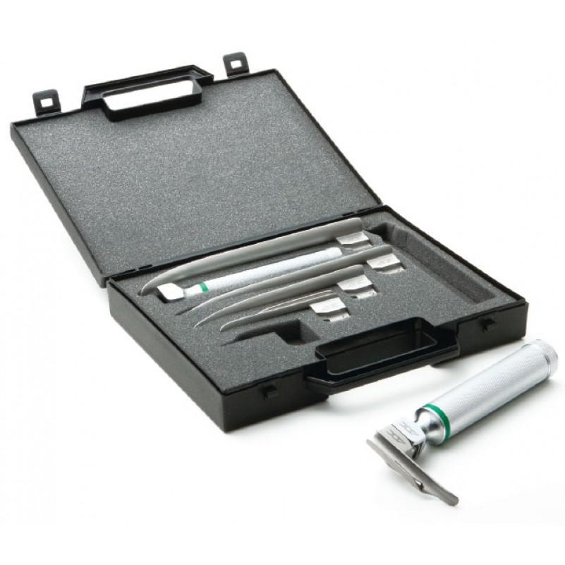 Laryngoscope Set Adc Adc Fiber Optic Laryngoscope Set 4089f Miller