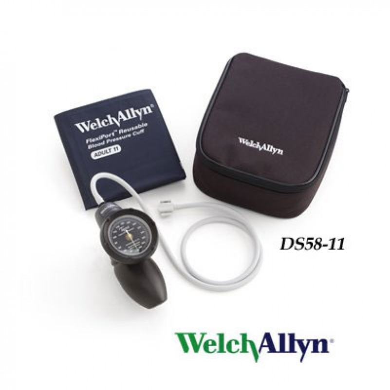 welch allyn blood pressure machine