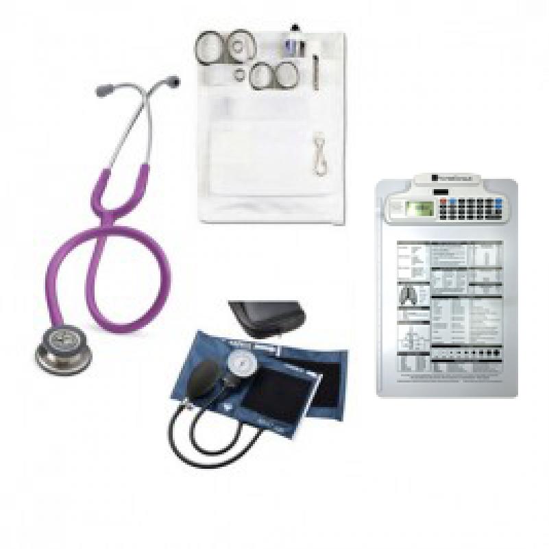 Nurse Stethoscope Kit 5620 3 Littmann Classic Ii Stethoscope Blood Pressure Clipboard Instruments Instrument Holder Reddingmedical Com
