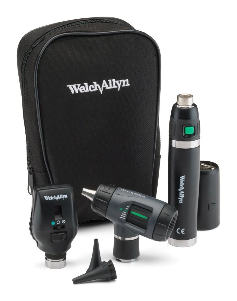 Welch Allyn Diagnostic Set  w/ Soft Case#97201-MS
