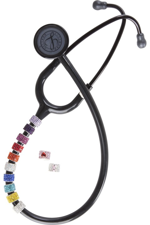 Crystal Stethoscope Charms #CEG-0001