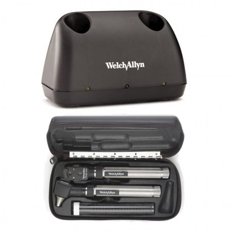 Welch Allyn PocketScope Desk Set  with Hard Case #92850