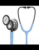 3M™ Littmann® Classic III™ Monitoring Stethoscope, Mirror Finish Chestpiece, Ceil Tube, Smoke Stem and Headset, 27 inch, 5959
