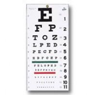Snellen Eye Chart #1240