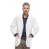 """Med-Man 31"""" Men's Consultation Lab Coat #1389A"""