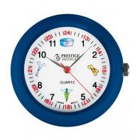 Blue stethoscope watch