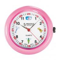 Medical Symbol Stethoscope Watch #1689-Pink