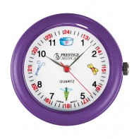 Medical Symbol Stethoscope Watch #1689-Purple