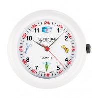 White Stethoscope Watch