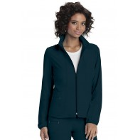 HeartSoul Zip Front Warm-Up Jacket #20310