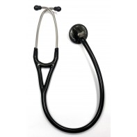 OOPS-2161-26 3M™ Littmann® Master Cardiology™ Stethoscope, Black Plated Chestpiece and Black Tube, 27 inch