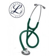 3M™ Littmann® Master Cardiology™ Stethoscope, Hunter Green Tube, 27 inch, 2165