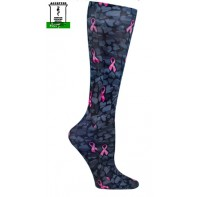 Graduated Support Socks / Knee High Hosiery 12 mmHg Compression  - FashionSupport-GRHD- Guard My Heart