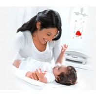 Seca 354 Electronic Baby and Child Scale with 20kg capacity and Removable Tray #3541317009