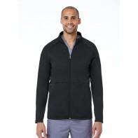 BLAZE 3814 Jackets - Men's Warm-Up Bonded Fleece Jacket