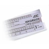 EKG Ruler #394