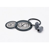 3M™ Littmann®  Cardiology III™ Stethoscope Spare Parts Kit  -  Gray  #40004