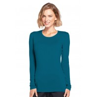Cherokee Workwear Long Sleeve Underscrub Knit Tee #4881