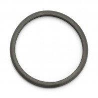 Welch Allyn Adult Diaphragm Nonchill Rim, Black #5079-126