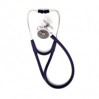Welch Allyn® Tycos® Harvey™ DLX Triple-head Stethoscope #5079-323, Navy