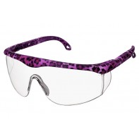 Prestige Printed Full-Frame Adjustable Eyewear #5420-Leopard Purple