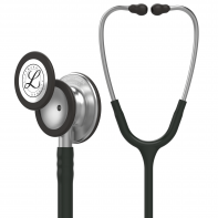 3M™ Littmann® Classic III™ Monitoring Stethoscope, Black Tube, 27 inch, 5620