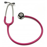 OOPS-5631-15 3M™ Littmann® Classic III™ Monitoring Stethoscope, Breast Cancer Awareness Special Edition, Rose Pink Tube, 27 inch