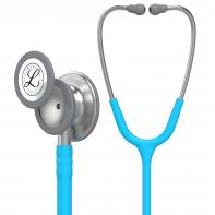 3M™ Littmann® Classic III™ Stethoscope, Turquoise Tube 27, inch, 5835